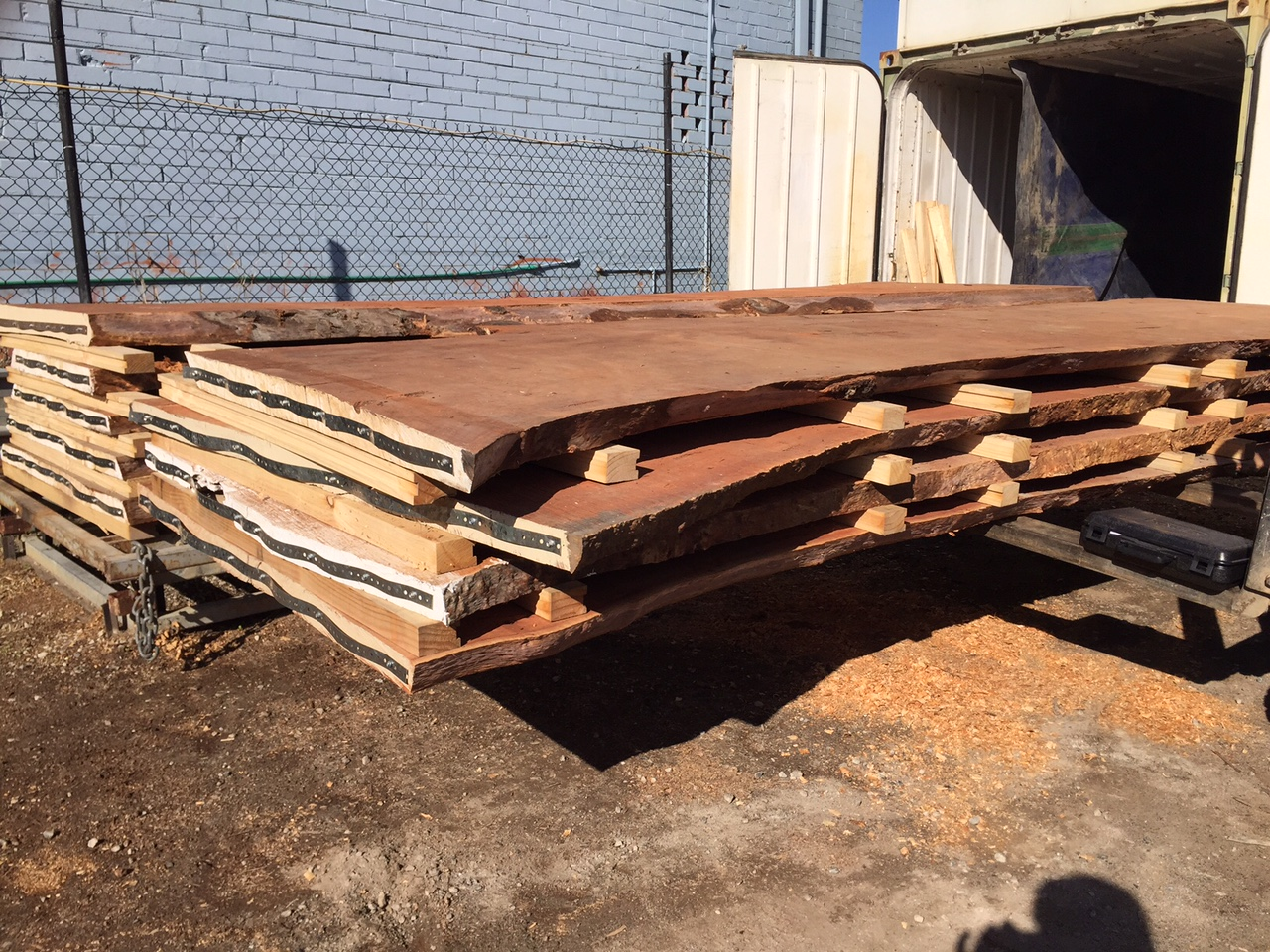 Redgum Slabs