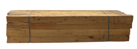 Pack of Cypress Posts