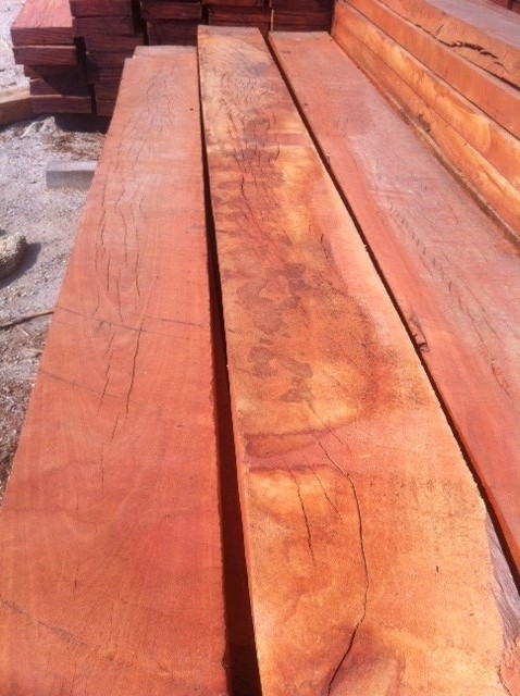 Redgum Sleepers Hardwood Sleepers Outlast Timber