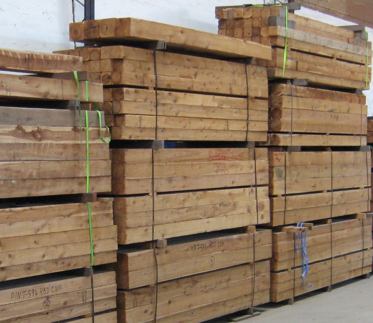 Cypress Posts Stock