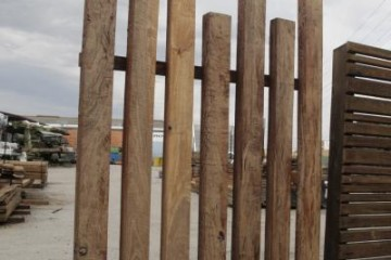 Timber Posts Timber Poles Outlast Timber