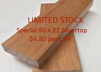 Silvertop Ash Deck Special