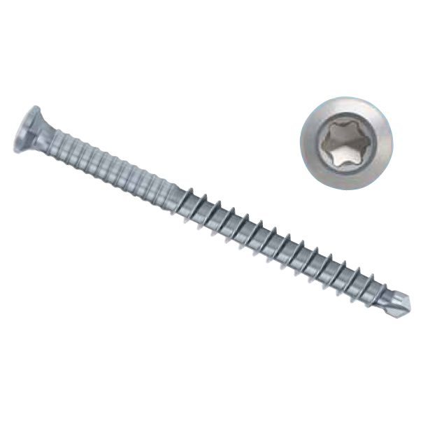 Stainless Steel Self Drilling Screws Outlast Timber