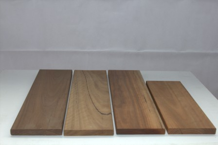 135 x 19mm Spotted Gum Decking