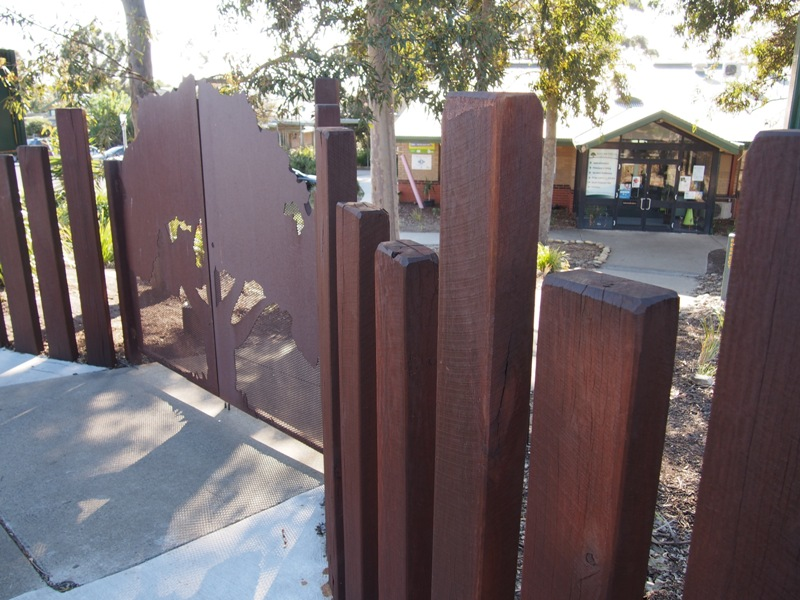 Ironbark Sleepers 200 x 100