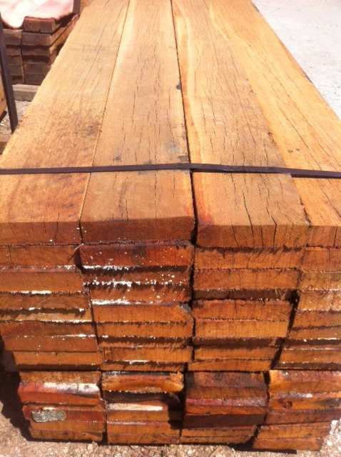 Ironbark Sleepers Hardwood Sleepers Outlast Timber