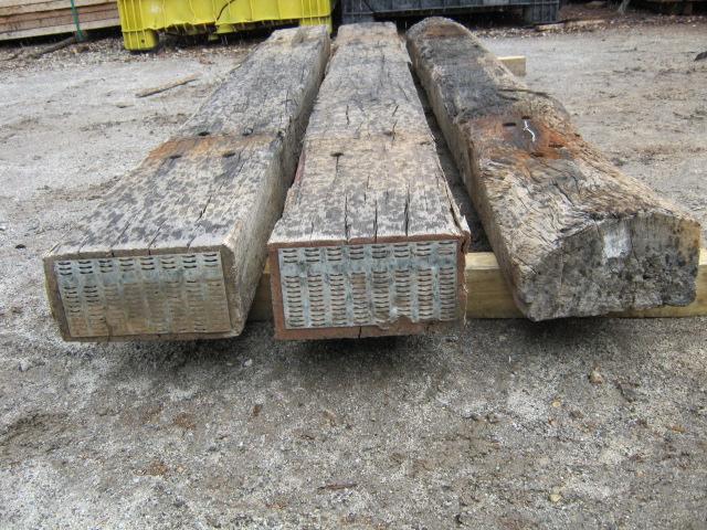 NSW Iron bark Sleepers A B AA
