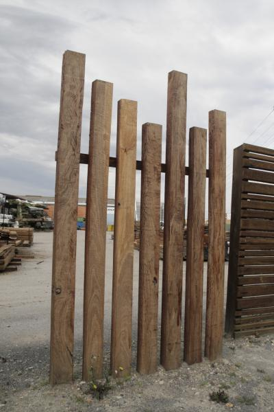 F8 - F11 Redgum Unseasoned Posts